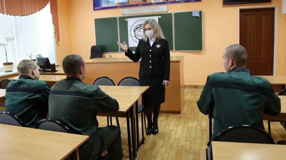 Уполномоченные по правам ребенка из Брянской и Липецкой областей посетили воспитанников колонии