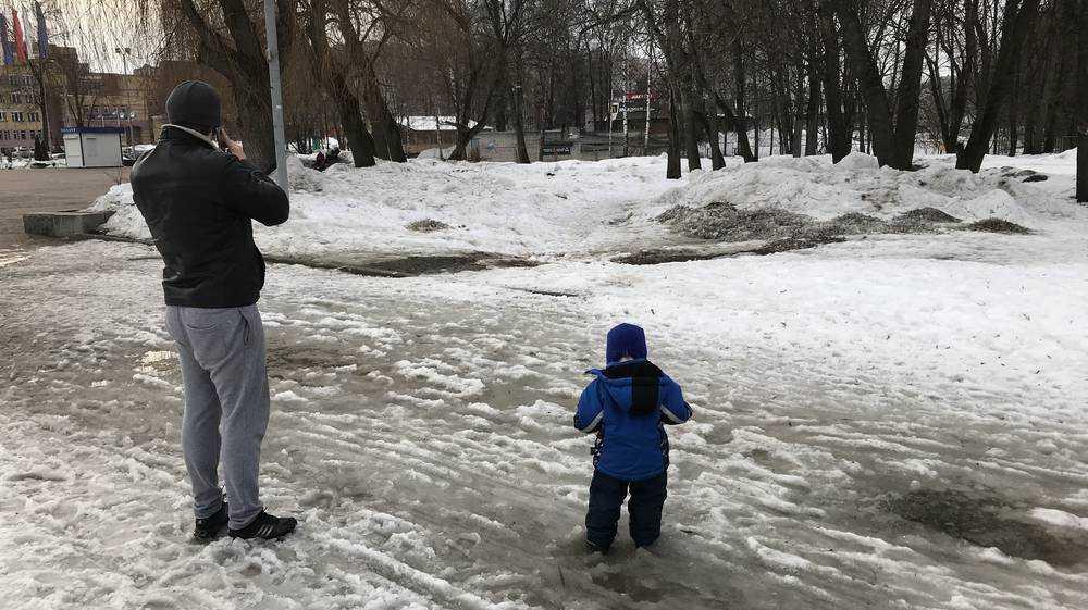 В Брянской области 21 марта ночью похолодает до 6 градусов мороза