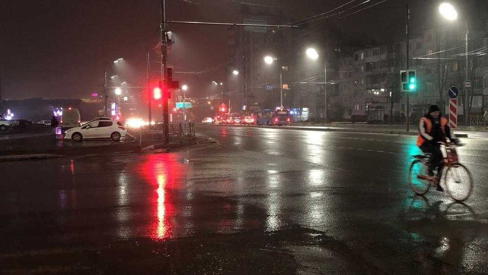 В Брянске нашли самый опасный пешеходный переход