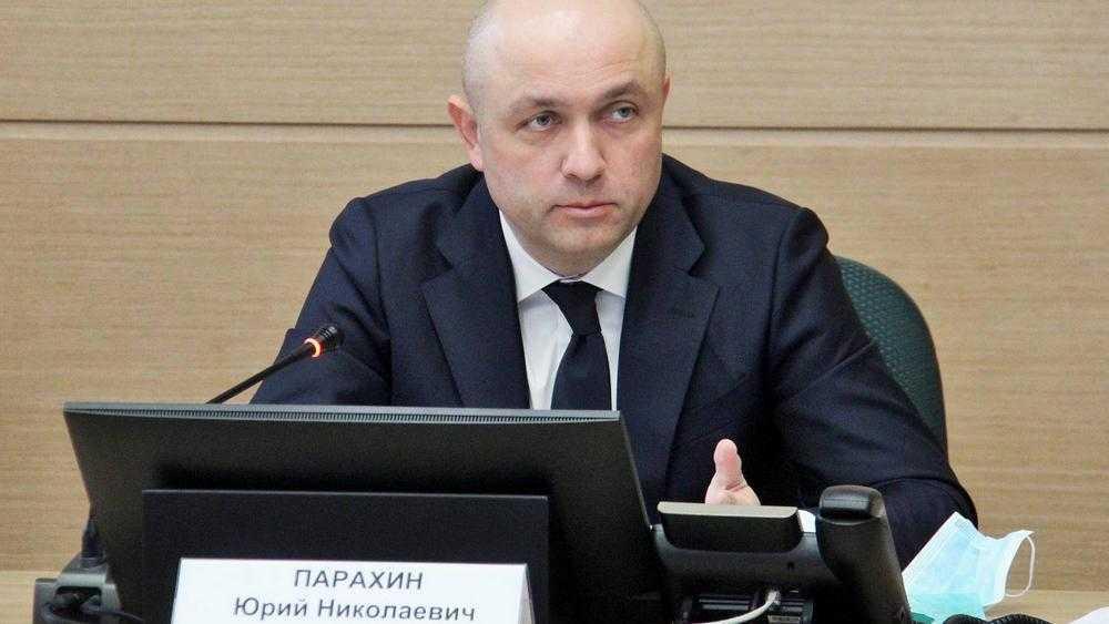 В отношении мэра Орла Юрия Парахина возбудили уголовное дело