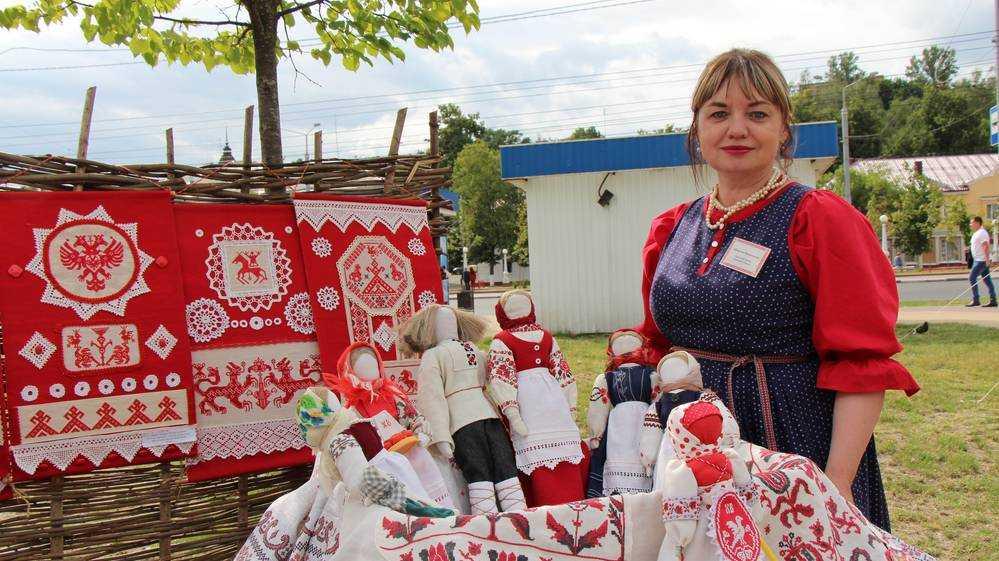 Брянская мастерица победила в конкурсе  «Деловые женщины России»