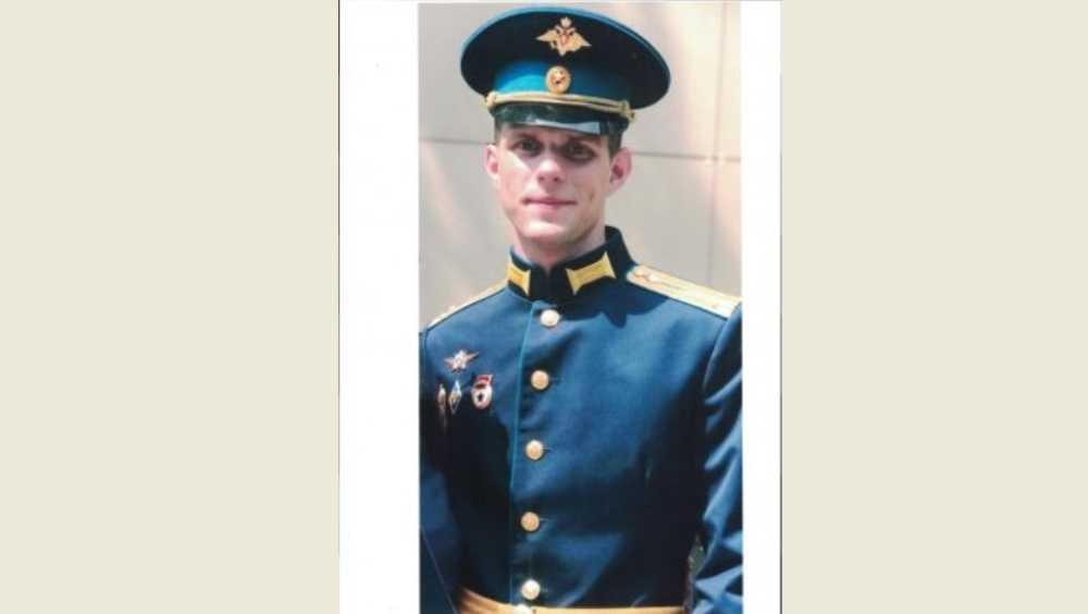 В Брянской области простились с трагически погибшим 23-летним офицером ВДВ