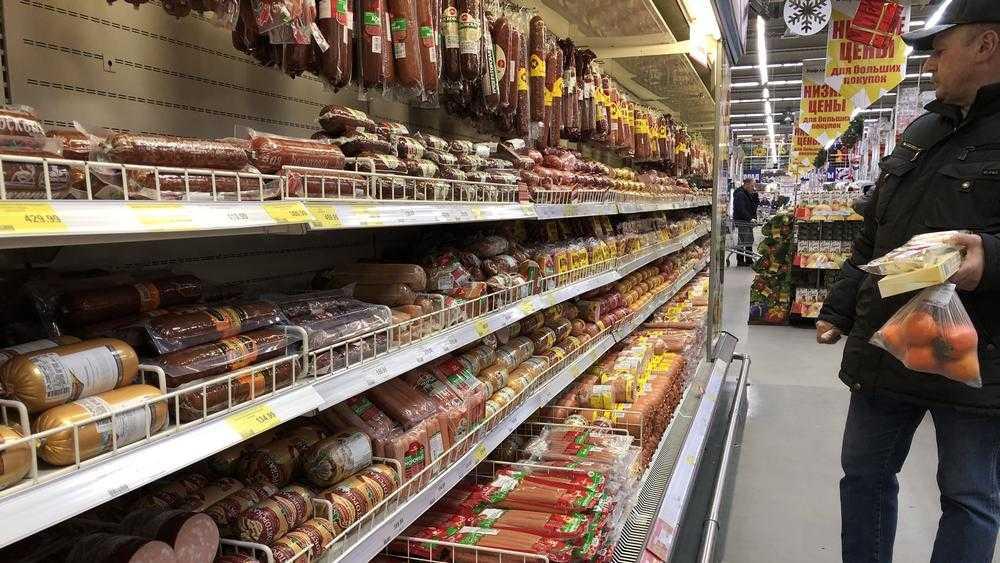 Россиян предупредили о подорожании гречки и колбасы