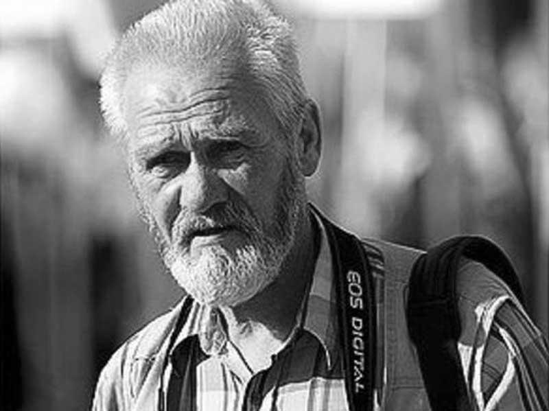 Ушёл из жизни известный брянский фотограф Дмитрий Лученко