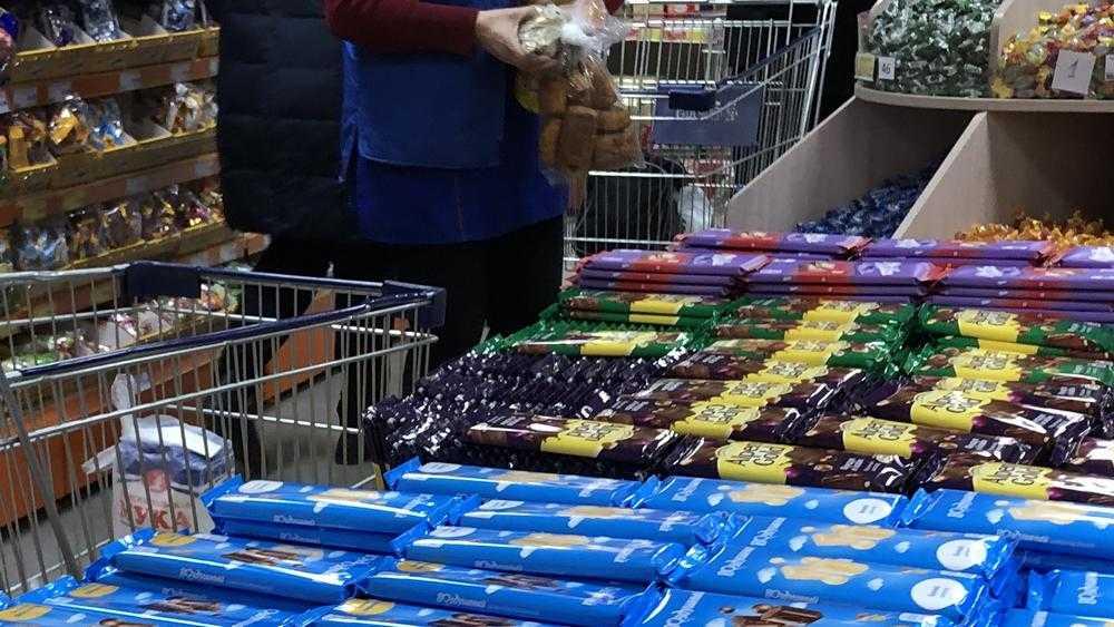 Житель Брянска разгромил супермаркет за плохой интернет