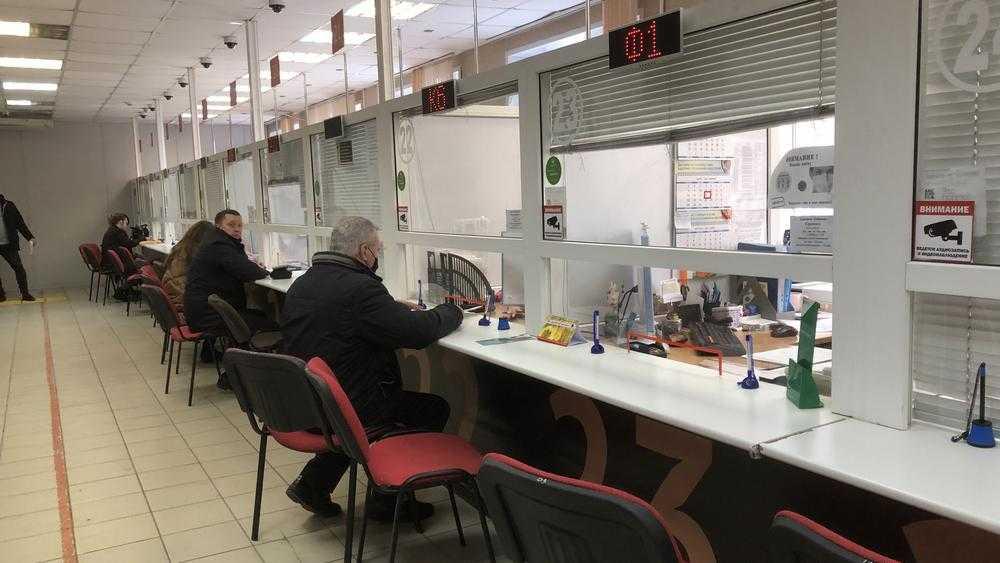 В брянских МФЦ отладили удобную для посетителей систему обслуживания