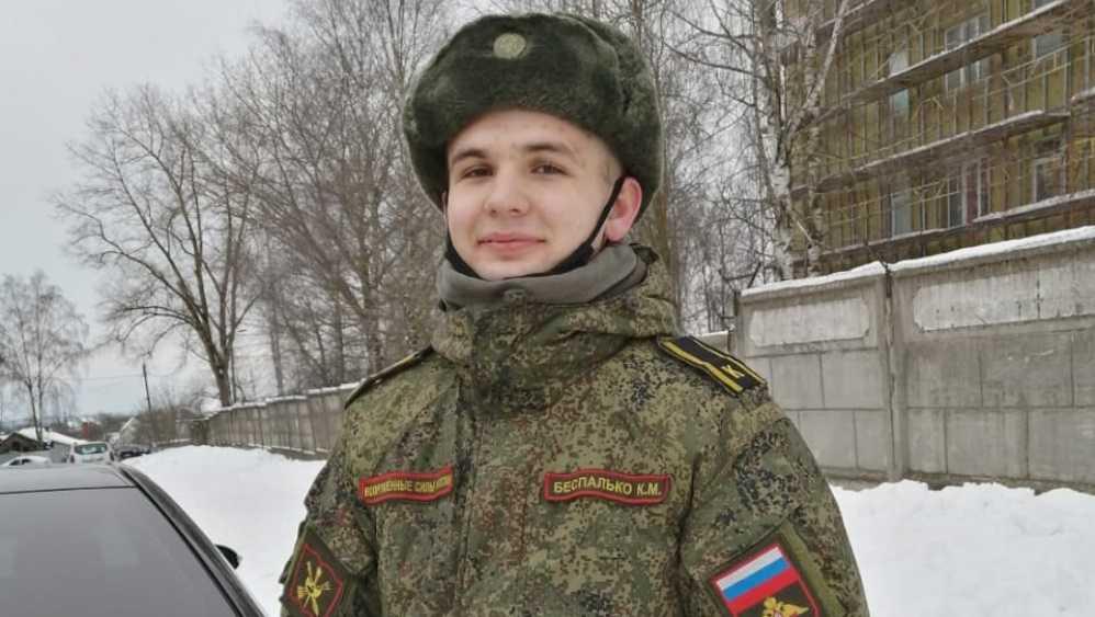 Брянцы попросили помочь тяжелобольному курсанту военной академии