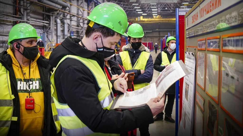 БМЗ передаёт опыт организации эффективного производства