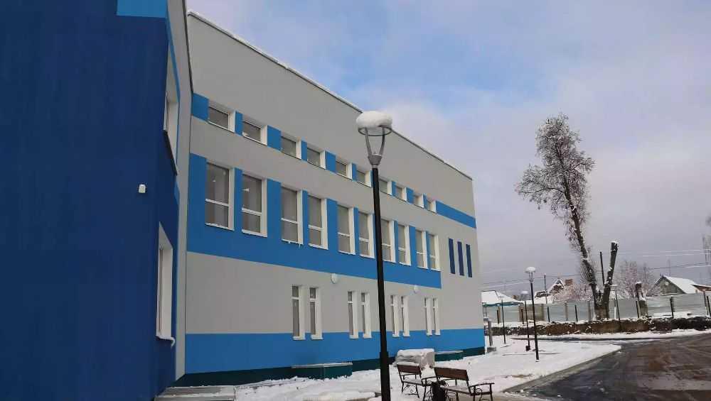 В Дятькове в апреле откроется новый спорткомплекс «Олимп»
