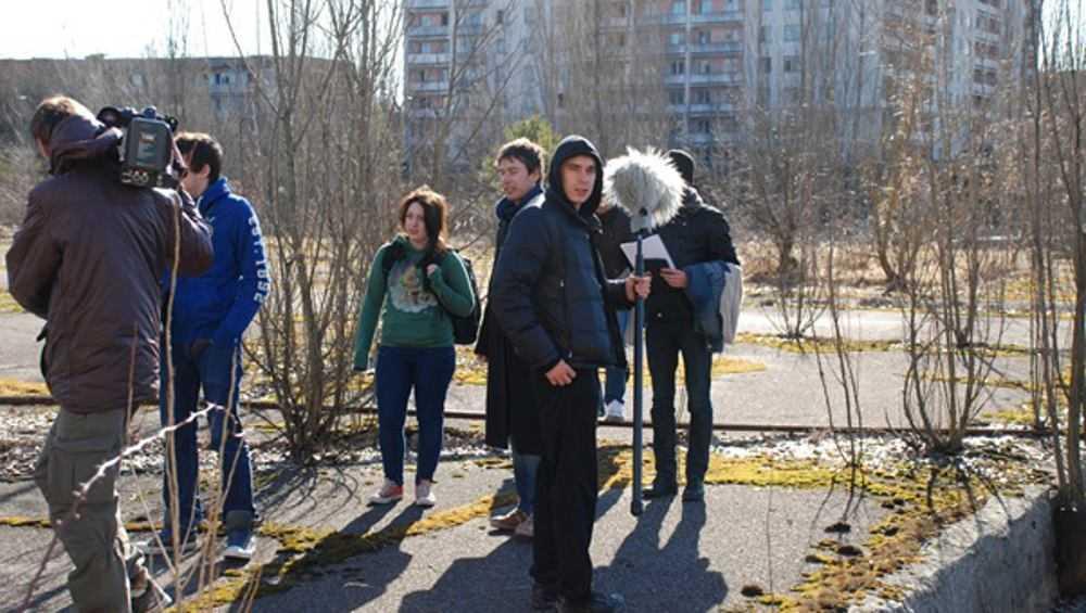 В Новозыбкове покажут снятый в Припяти фильм ужасов