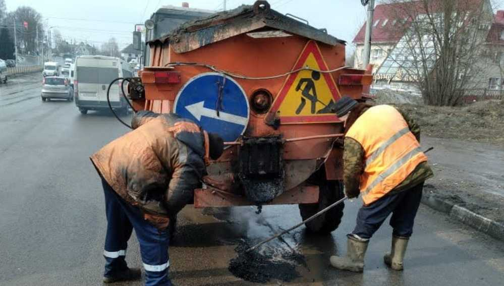 Брянских автомобилистов предупредили о масштабном ремонте дорог