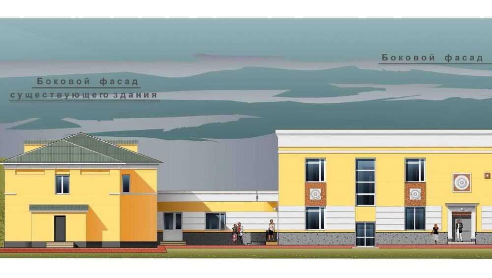 К брянской школе искусств № 3 пристроят двухэтажное здание