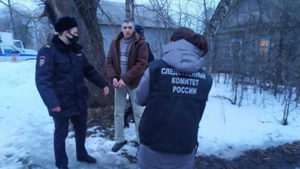 Житель Стародубского района спьяну расстрелял своего знакомого