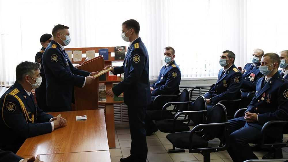 Брянские сотрудники ФСИН отмечают профессиональный праздник