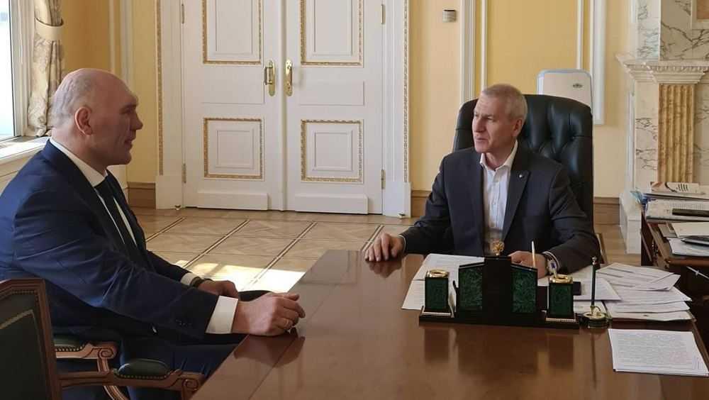 Брянский депутат Валуев рассказал о личной встрече с министром спорта