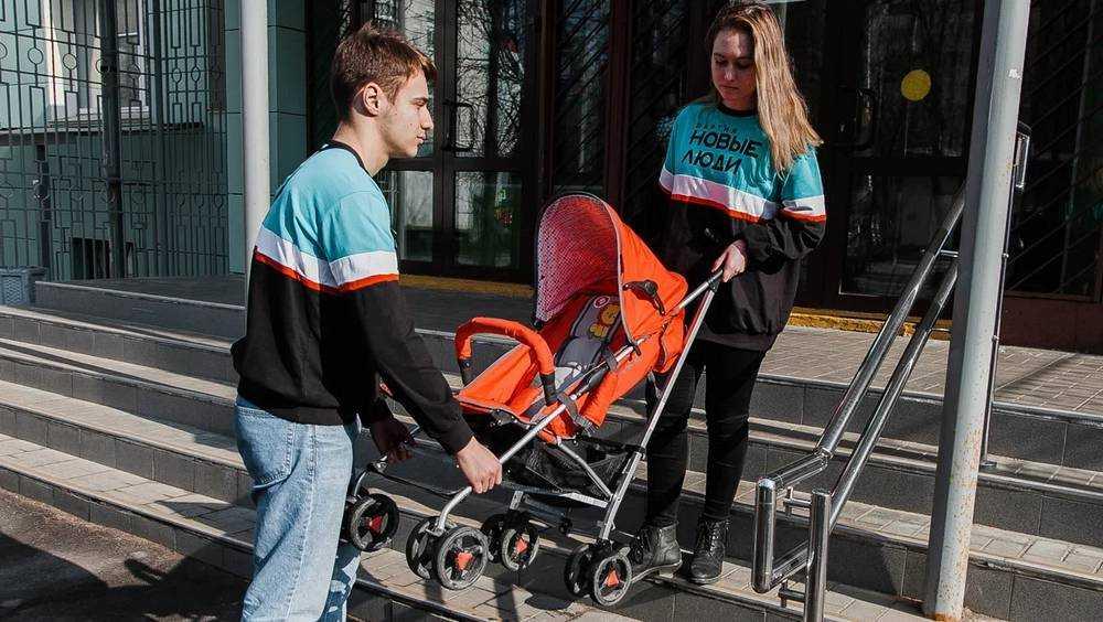 «Новые люди» помогут навести порядок в вопросах доступной среды в Брянске