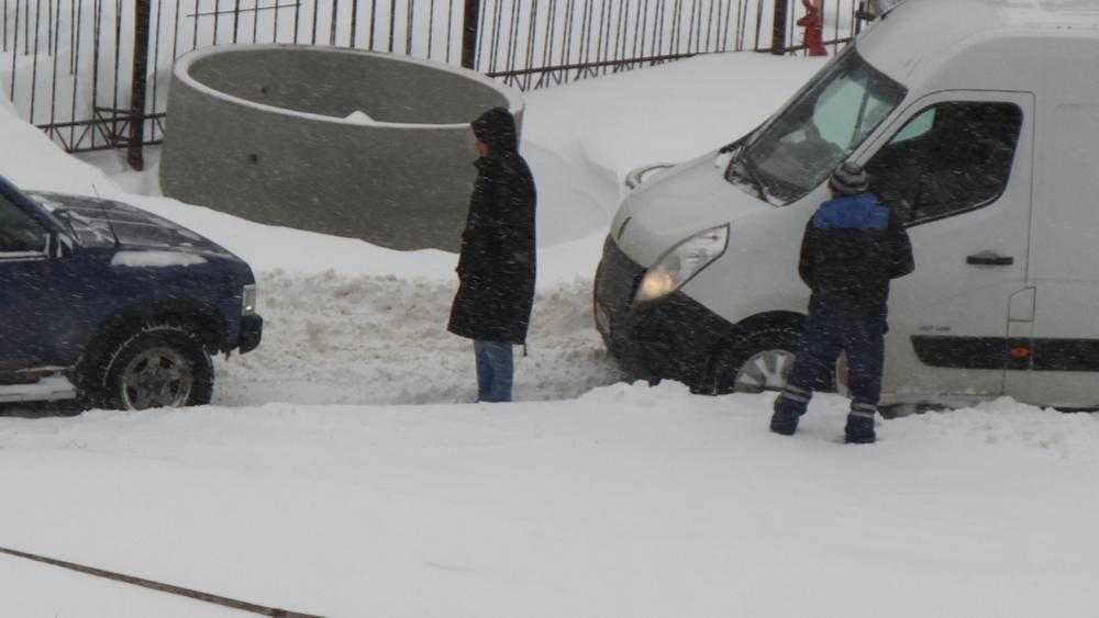 В воскресенье в Брянской области ожидается мокрый снег и небольшой дождь