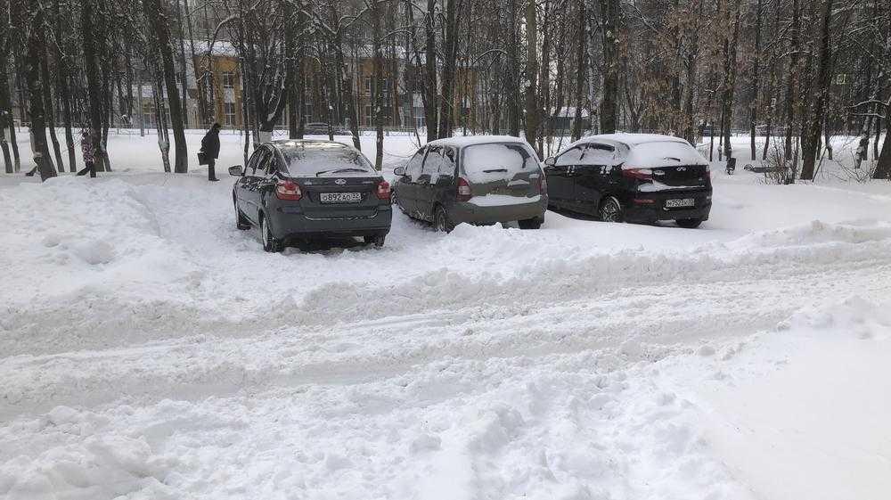 В Брянской области похолодает до 16 градусов мороза