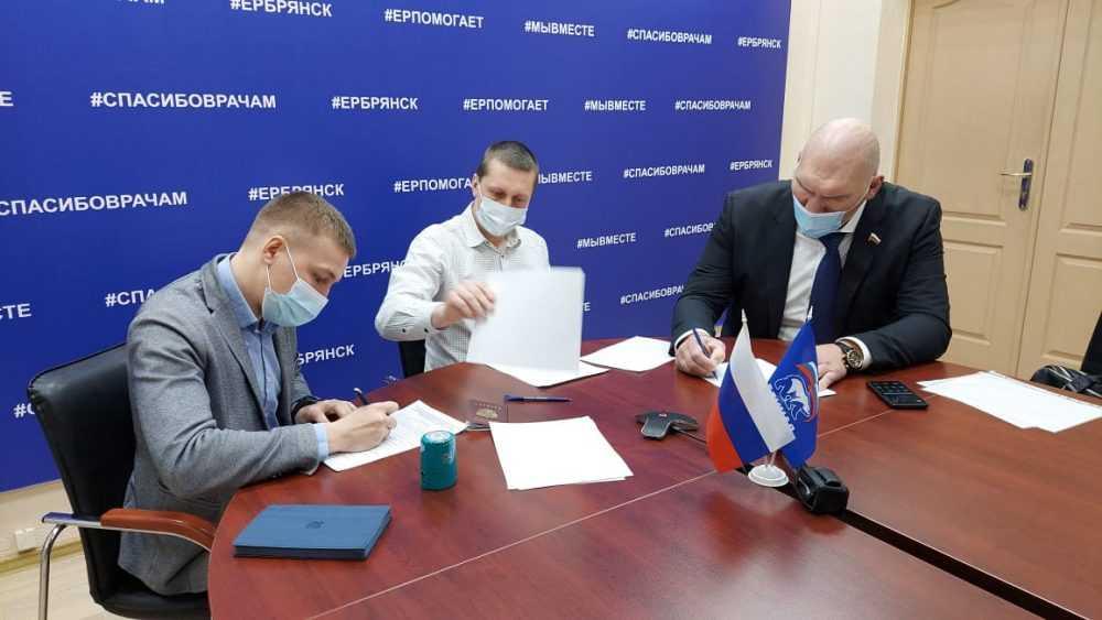 Николай Валуев подал документы на участие в предварительном голосовании «Единой России»