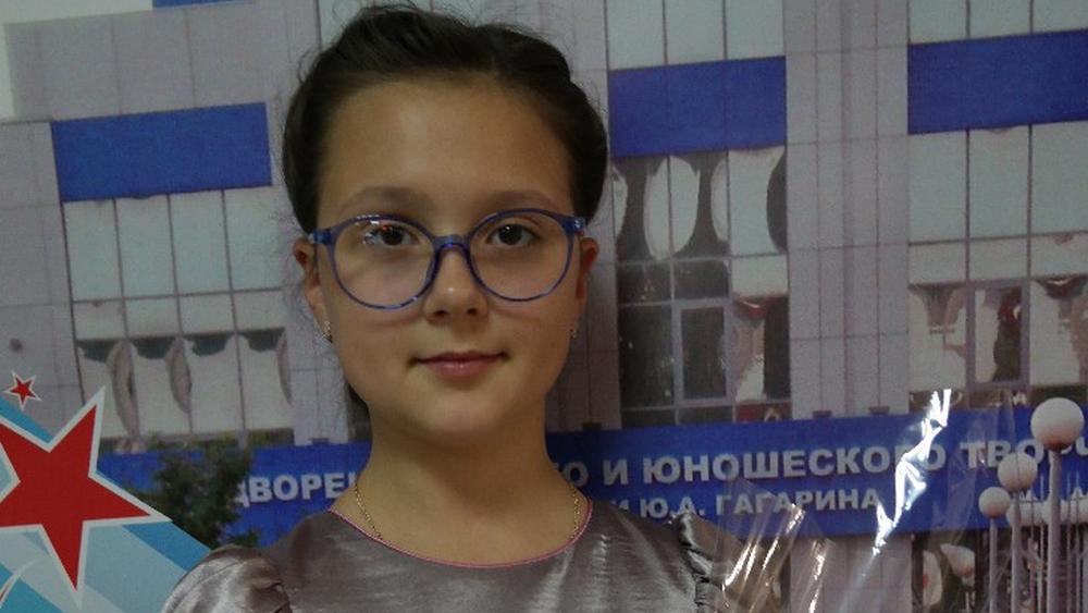 Дочь брянского росгвардейца победила в международном конкурсе