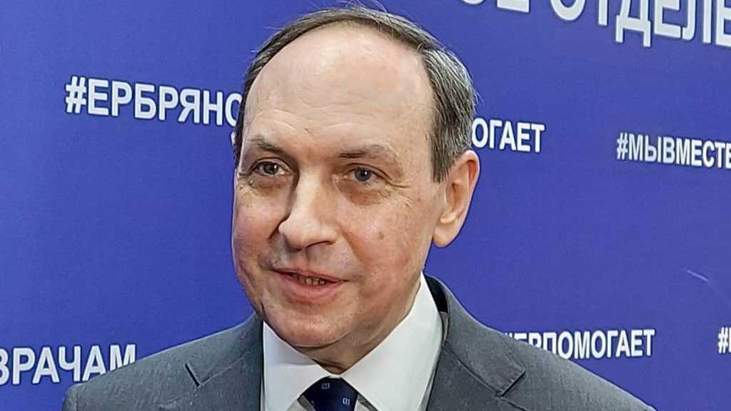 Политолог Вячеслав Никонов стал участником предварительного голосования «Единой России» на Брянщине