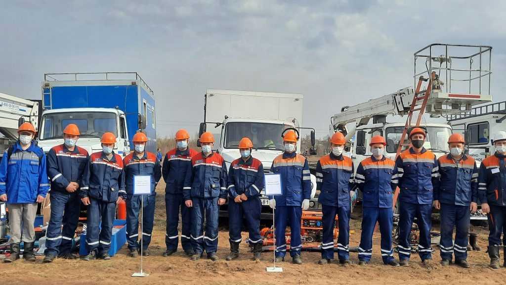 Энергетики Брянской области продемонстрировали готовность к устранению возможных последствий паводка и лесных пожаров