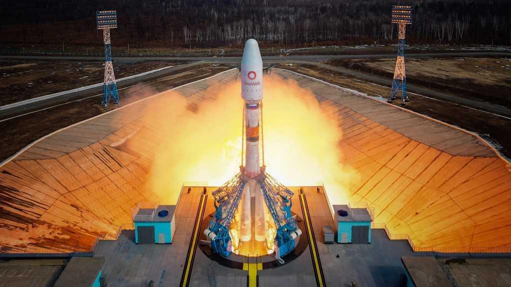 В России запустят космический интернет