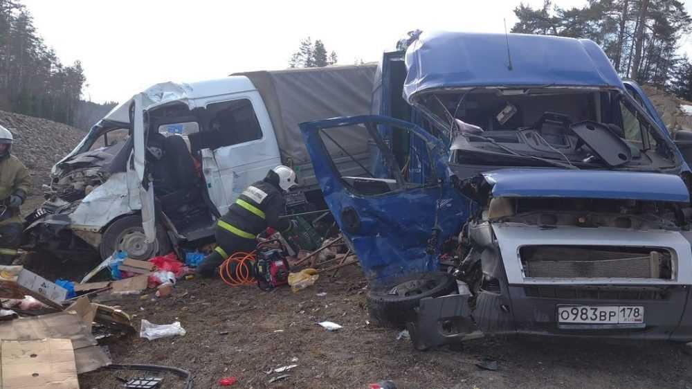 В Карелии произошла жуткая авария: кадры с места ДТП
