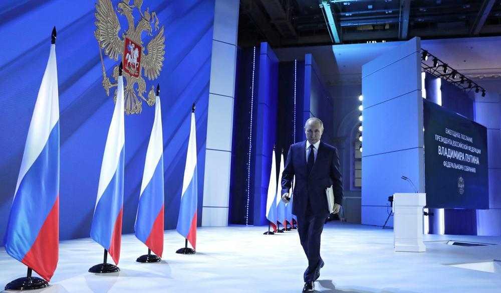 Путин объявил о новых выплатах на детей до 16 лет из неполных семей