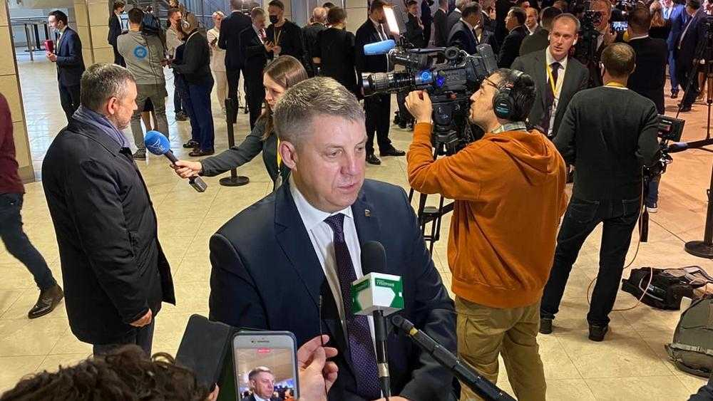 Брянский губернатор Александр Богомаз прокомментировал Послание Президента