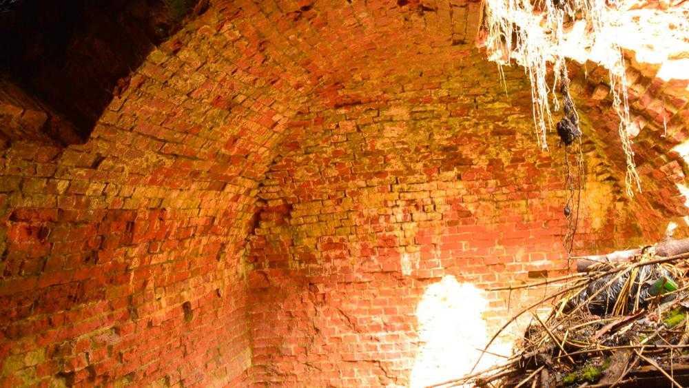 В Локте удалось заглянуть в загадочные подвалы усадьбы Михаила Романова