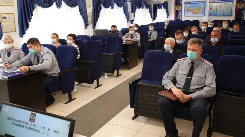 В УФСИН России по Брянской области рассказали о возможности открытия исправительного центра на базе предприятий