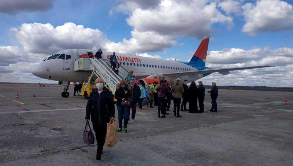 Авиационное сообщение между Брянском и Калининградом откроется 30 апреля