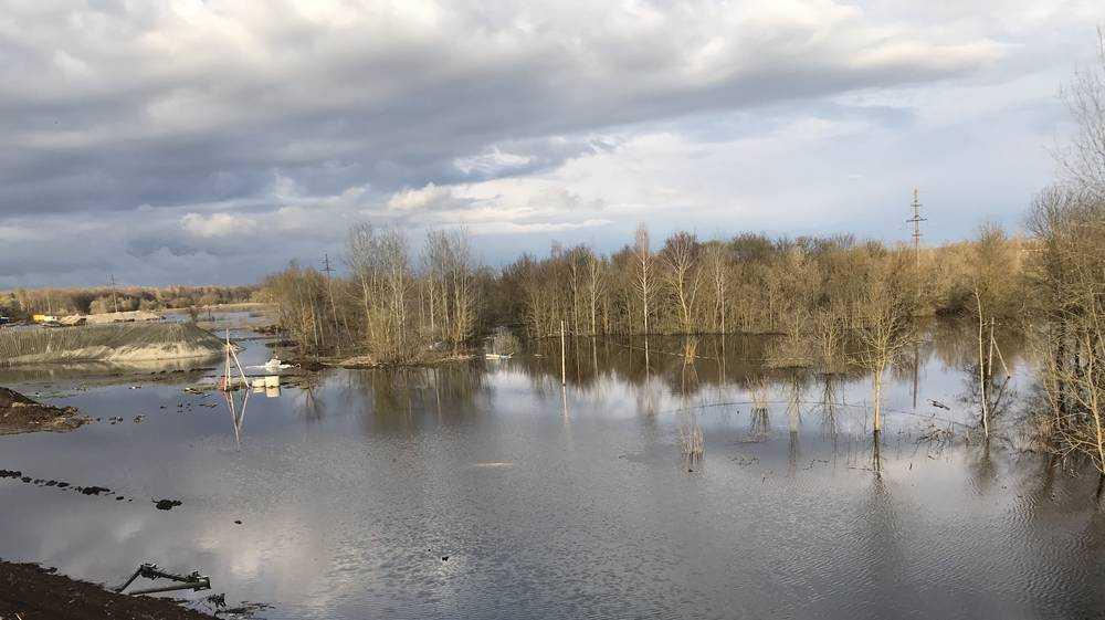 В Брянской области в реке Десна повысится уровень воды