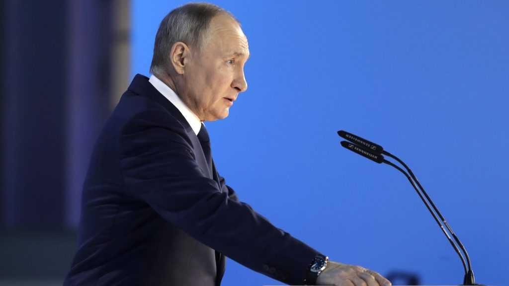 О чем сказал президент в послании Федеральному собранию России