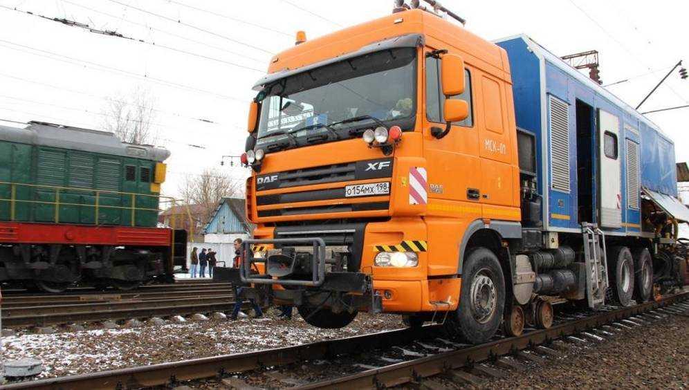 В Брянской области на железной дороге началась ремонтно-путевая кампания