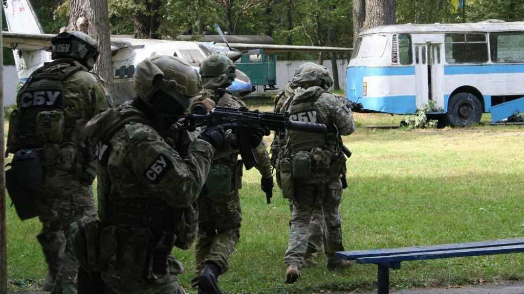 Украина проведет военные учения вблизи Брянской области