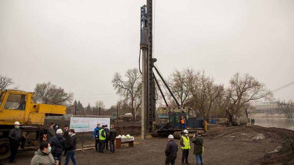 Власти Брянска рассказали, каким будет новый мост на набережной