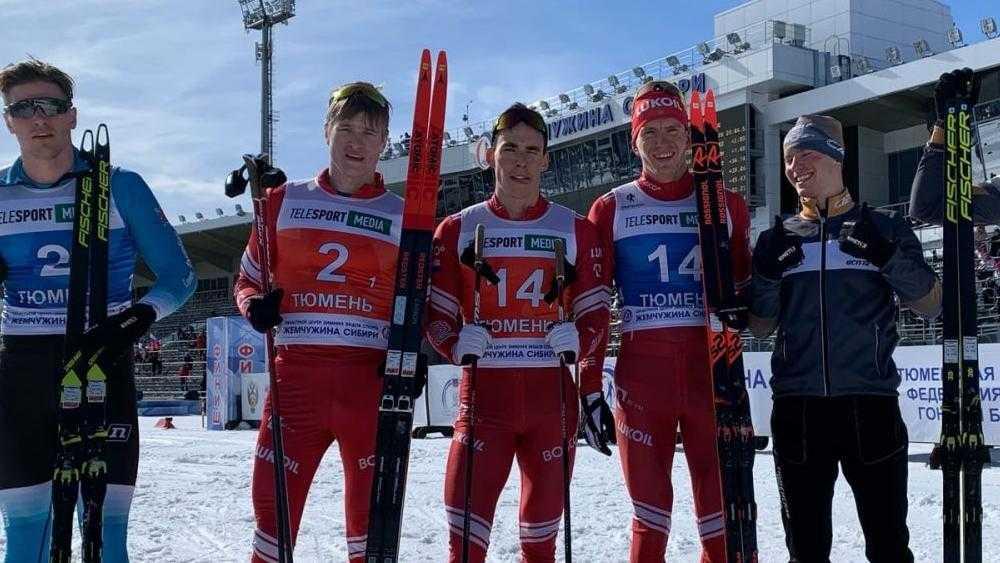 Брянский лыжник Большунов в четвертый раз стал чемпионом России