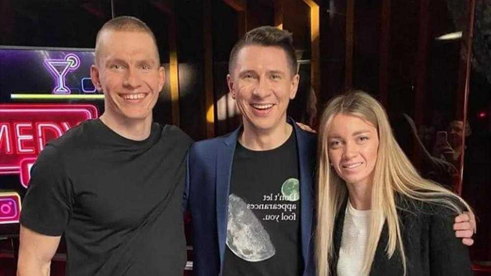 Брянский лыжник Александр Большунов снялся в телешоу Comedy Club