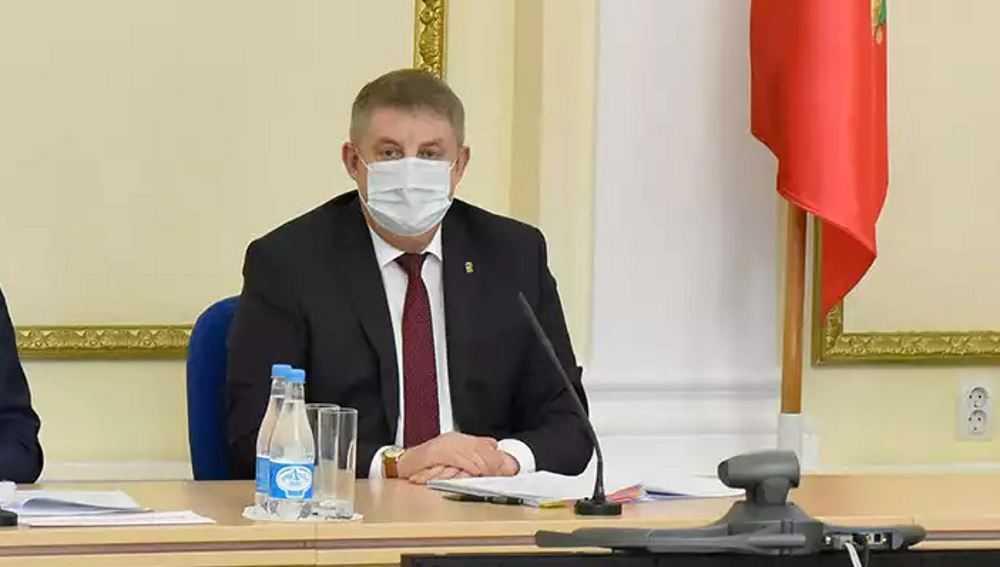 Брянский губернатор Богомаз призвал объединить усилия в борьбе с коррупцией