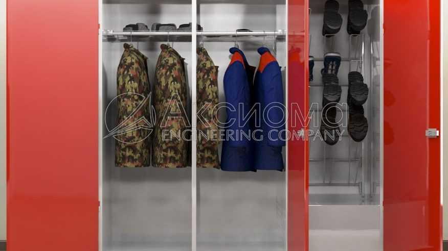 Сушильные шкафы для одежды и амуниции: как работают и что из себя представляют