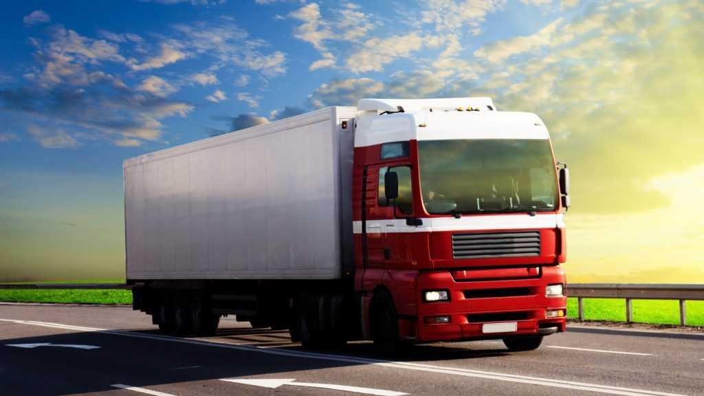 Доставка грузов транспортной компанией