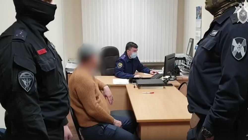 Обвиняемый в педофилии брянский депутат заключен под стражу