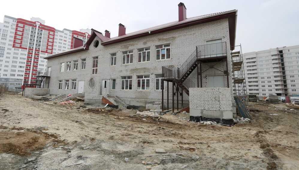 В Брянске новый детсад в старом аэропорту откроется в сентябре 2021 года