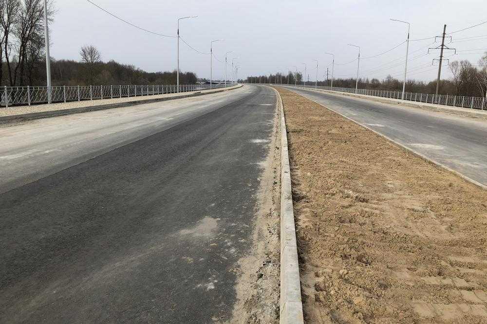 Осенью будет открыта дорога от Московского проспекта до вокзала