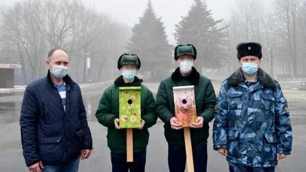 Сотрудники и осужденные приняли участие во Всероссийской акции «Международный День птиц»