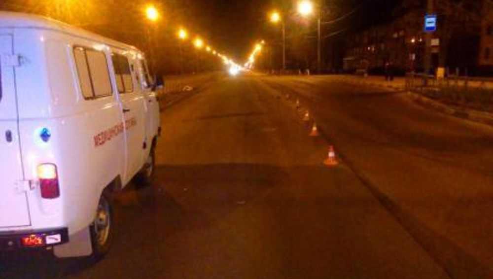 Сбивший в Брянске насмерть пешехода водитель был пьян
