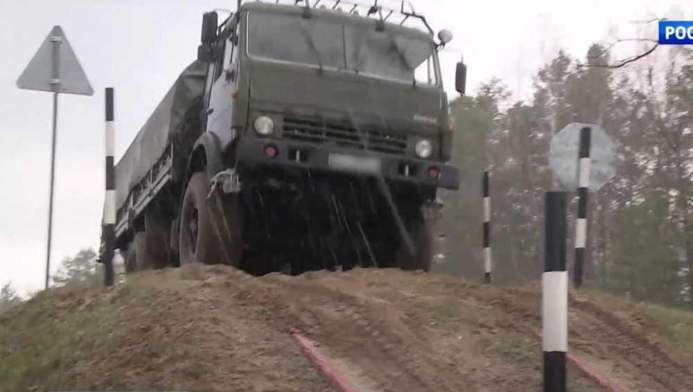 В Ржанице военные водители и механики покажут свой класс