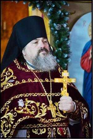 В Брянске в Свенском монастыре попрощались с игуменом Иларионом